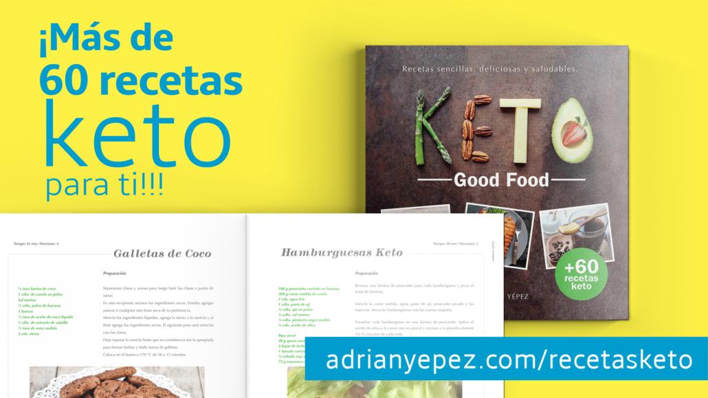 Las mejores recetas para dieta keto están aquí