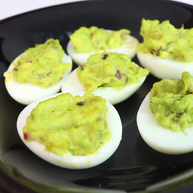 Come estos huevos para bajar de peso.
